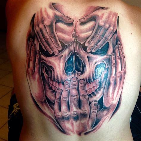 instagram tattoo skull evil skull tattoos on instagram