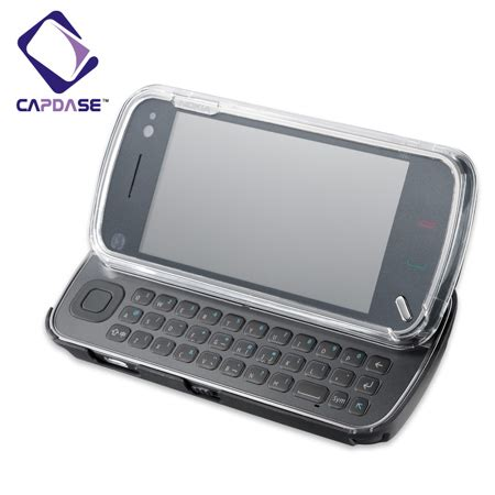 capdase soft jacket 2 advanced nokia n97 black