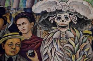 Painted Murals On Walls the most famous diego rivera murals inspire comradery and