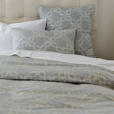 west elm bedding organic carved circles duvet cover shams west elm