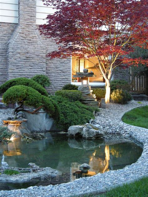 impressive backyard ponds  water gardens