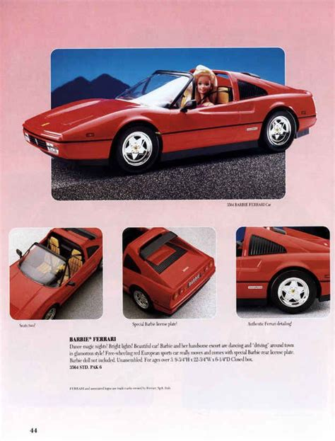 barbie cars from the 90s the 19 most ridiculously awesome things about this 1991