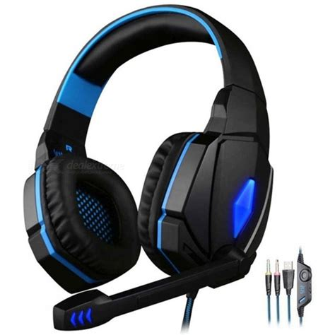 Headset Gaming Kotion Each G 4000 kotion each g4000 computer stereo gaming headphones