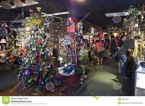 stores that sell christmas trees store editorial stock photo image of store 43658603