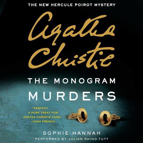 0008102384 the monogram murders the new the monogram murders audiobook listen instantly