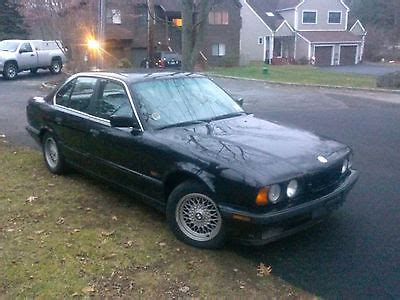 car owners manuals for sale 1995 bmw 5 series electronic throttle control 1995 bmw 5 series cars for sale