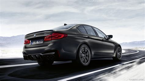 2020 Bmw M5 Edition 35 Years by 2020 Bmw M5 Edition 35 Years Rear Three Quarter Hd