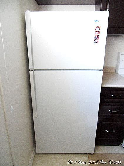 Refrigerator Door Left Open by Not A House But A Home Fridge Door Switcheroo