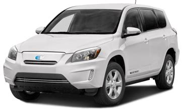 Current Toyota Incentives 2013 Toyota Rav4 Ev Incentives Specials Offers In