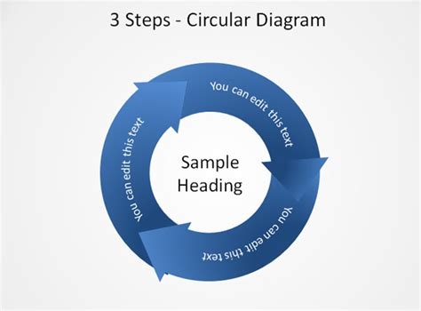10 step circular diagram style for powerpoint slidemodel how to make text curved in powerpoint 2010