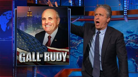 Rudy Hadisuwarno Ginseng Daily Shoo gall of rudy the daily show with jon stewart clip comedy central