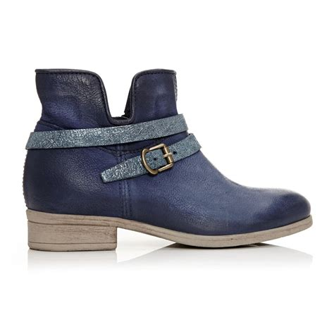 Navy Leather by Ceryl Navy Leather Sale From Moda In Pelle Uk
