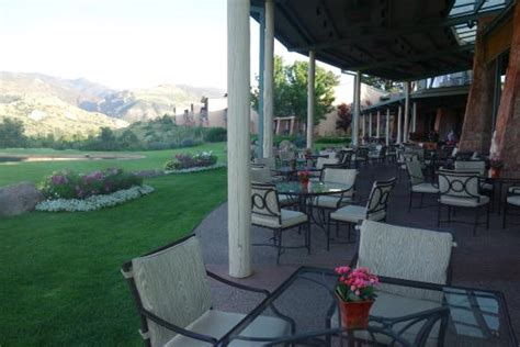 Garden Of The Gods Catering Restaurant Picture Of Garden Of The Gods Club And Resort