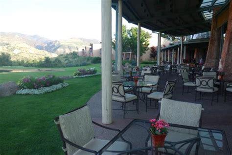 Garden Of The Gods Restaurant Restaurant Picture Of Garden Of The Gods Club And Resort