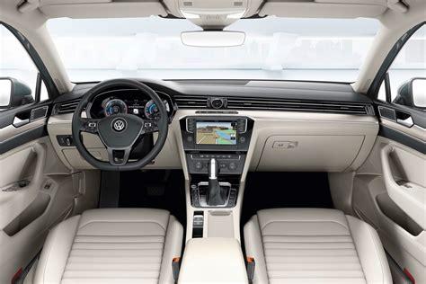 all new volkswagen passat sedan wagon unveiled