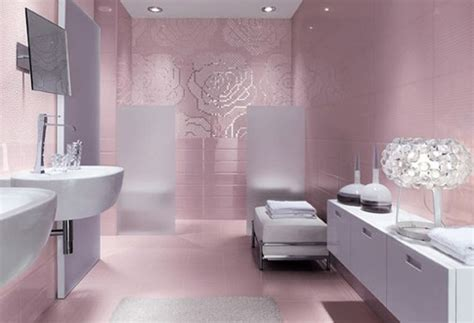 Modern Bathroom Design Colors Modern Bathroom Tile Designs In Monochromatic Colors