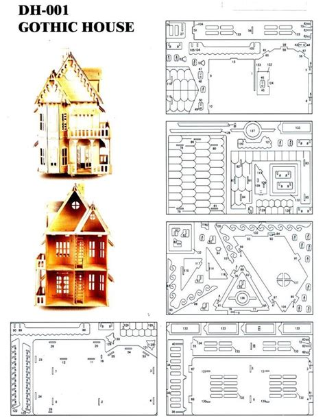 17 Best Ideas About Gothic House On Pinterest Victorian Architecture Gothic Home And Laser Cut House Template