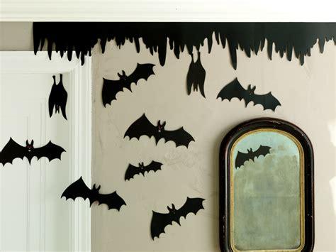 bat decorations for halloween gallery for gt halloween bat template martha stewart