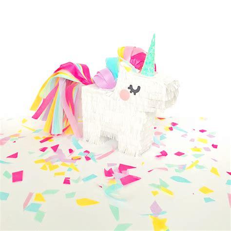 imagenes de unicornios en 3d como hacer una pi 241 ata de unicornio paso a paso