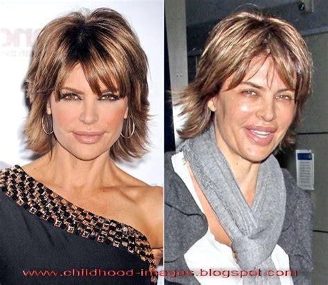 what celebs were mean to lisa rinna on celeb apprentice female celebs without makeup lisa rinna make up does
