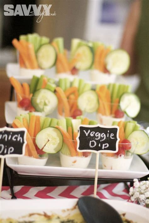 bridal shower themes recipes wedding week april showers shower veggie cups wedding week and april showers