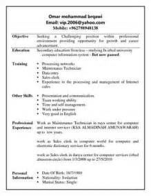 Clerk Resume Sles find sales clerk resume sles