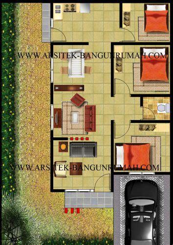 contoh gambar model desain rumah minimalis idaman sederhana modern  mewah renovasi