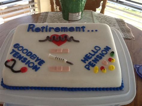 Retirement Cake Decorations by 78 Best Images About Retirement Theme Cookies A Cakes A