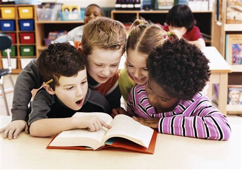 picture of children reading books 5 pre reading activities to get excited about reading