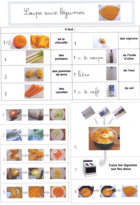 recette cuisine maternelle soupe de l 233 gumes photo de recettes de cuisine ecole