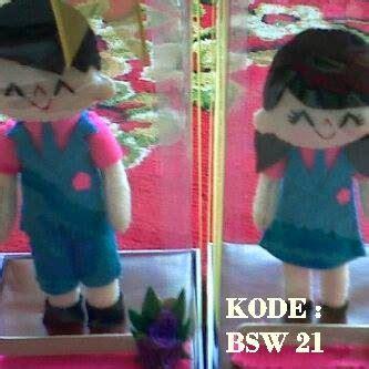 Boneka Wisuda Anak Tk kado wisuda hadiah animasi unik boneka jual flanel