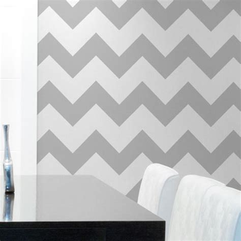 chevron wall decals trendy wall designs