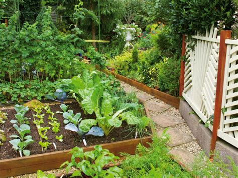 block planting vegetables in beds diy