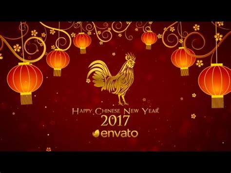 after effects template free year chinese new year wishes after effects template youtube
