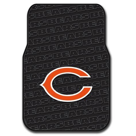 Nfl Car Mats chicago bears nfl car floor mat