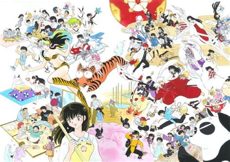 rumic world top by rumiko takahashi list best recommendations