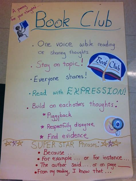 biography book clubs for third graders third grade book clubs anchor chart 3rd grade reading