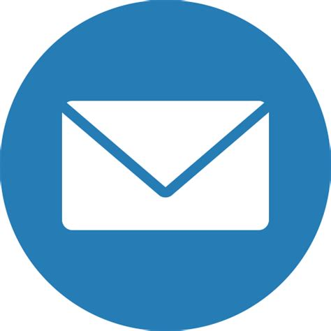 email icon email logo blue www pixshark com images galleries with
