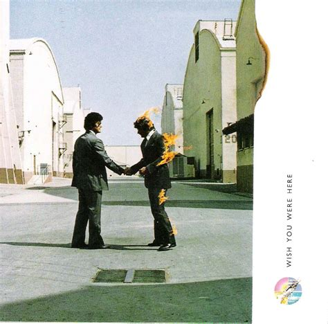 You Were Here funks realm pink floyd wish you were here album