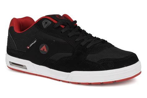airwalk bombtrack sport shoes  black  sarenzacouk