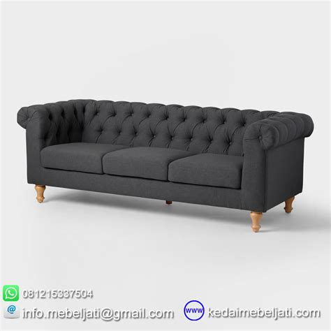 Daftar Sofa Kayu Jati beli sofa chesterfield klasik bahan kayu jati harga