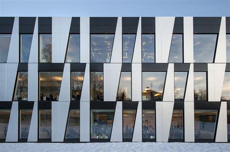 glass facades spikerverket mad arkitekter archdaily