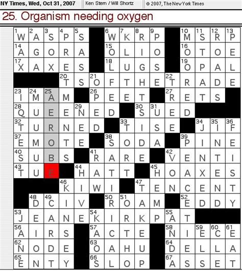 dealing with current themes crossword clue rex parker does the nyt crossword puzzle wednesday oct