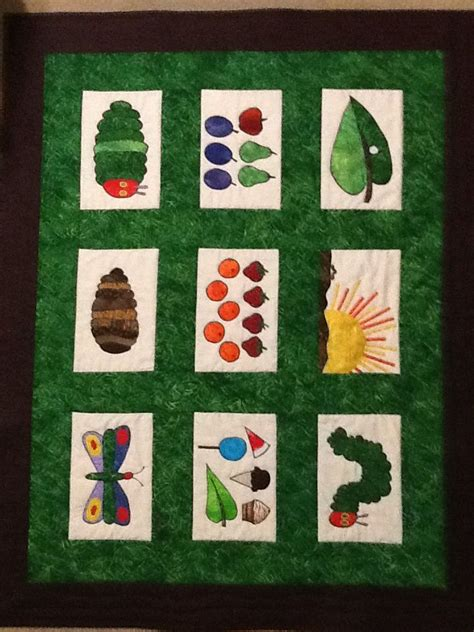 Hungry Caterpillar Quilt Kit by 17 Best Images About Hungry Caterpillar On Andover Fabrics Baby Quilts And Quilt Kits