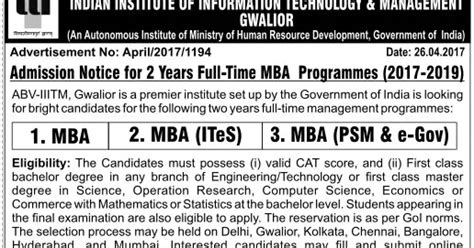 Which Is Better Mba Or Mtech After Btech Ece by After 10th Std Abv Indian Institute Of Information