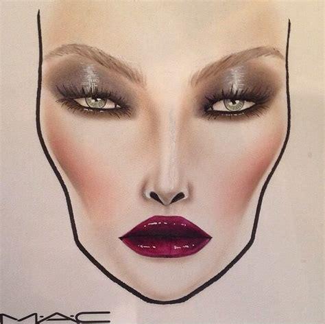 the 25 best mac face charts ideas on pinterest face mac makeup face charts makeupink co