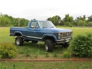 4501980 f150 4x4 pickup quot big blue quot in lebanon missouri for sale
