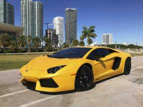 Lamborghini Aventador For Rent Lamborghini Aventador Coupe For Rent In Miami Paramount
