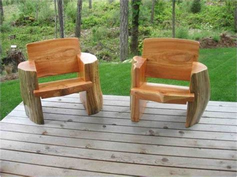 luxury outdoor log furniture inspiration outdoor benches
