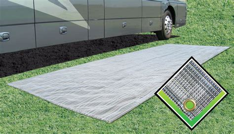 patio mats for rvs rv patio mat prest o fit aero weave breathable outdoor mat